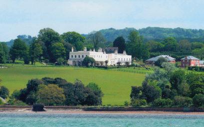 Lympstone Manor, vizualizace