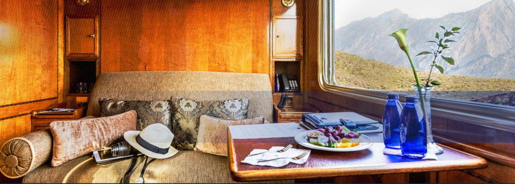 Blue Train: přepychová cesta Jihoafrickou republikou