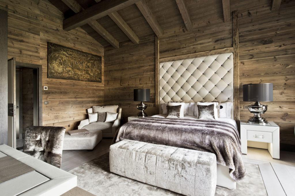 Ultima Gstaad: každý pokoj je takový malý obytný šperk