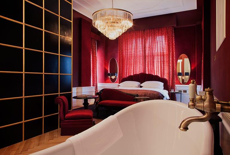 Butikový hotel Provocateur v Berlíně - třeba se vám ani nebude chtít ven