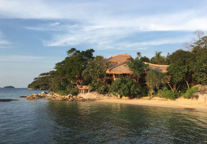 Cempedak, Indonésie: typická robinsonovská dovolená ve stylu bosého luxusu