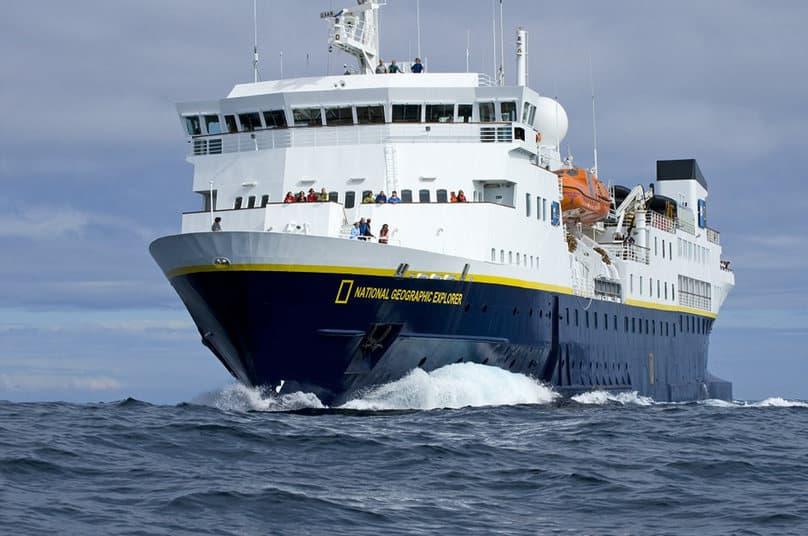 Antarktida: výpravy s National Geographicem jsou zasvěcené a pro menší skupiny lidí