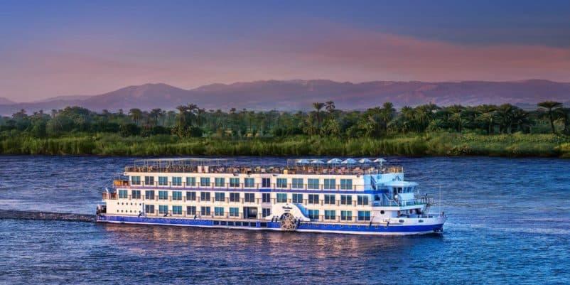 Nil, Philae: žádná luxusní společnost nepodstupuje bezpečnostní rizika