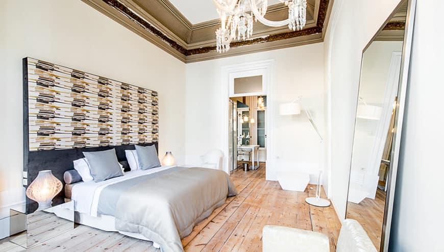 Palácio Fenizia: apartmá