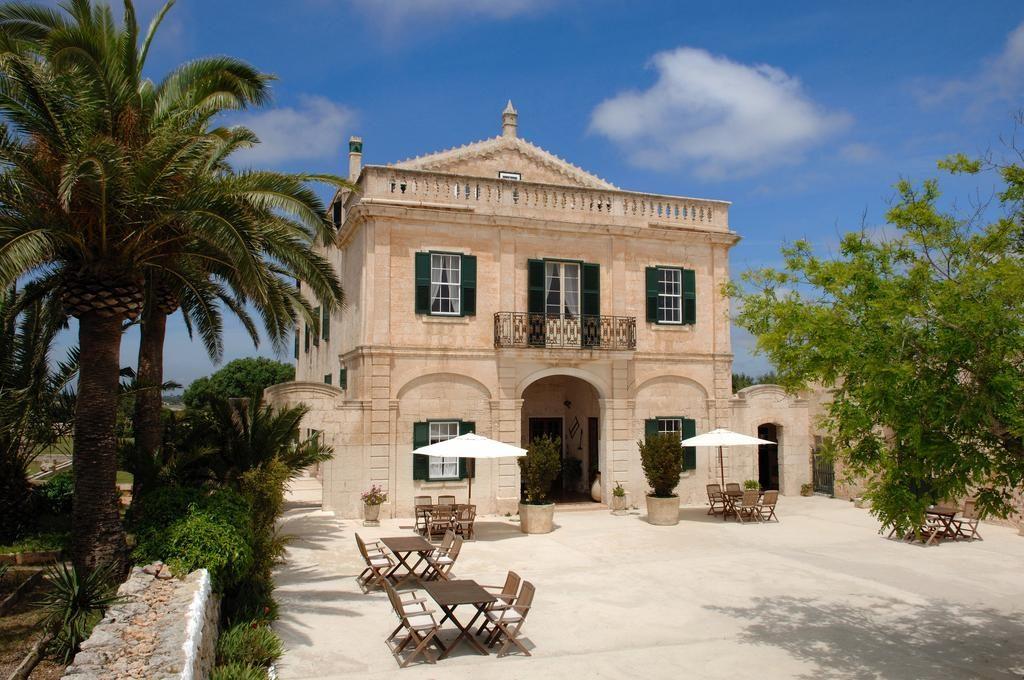 Alcaufar Vell, Menorca: parádní hotýlek ve venkovském stylu