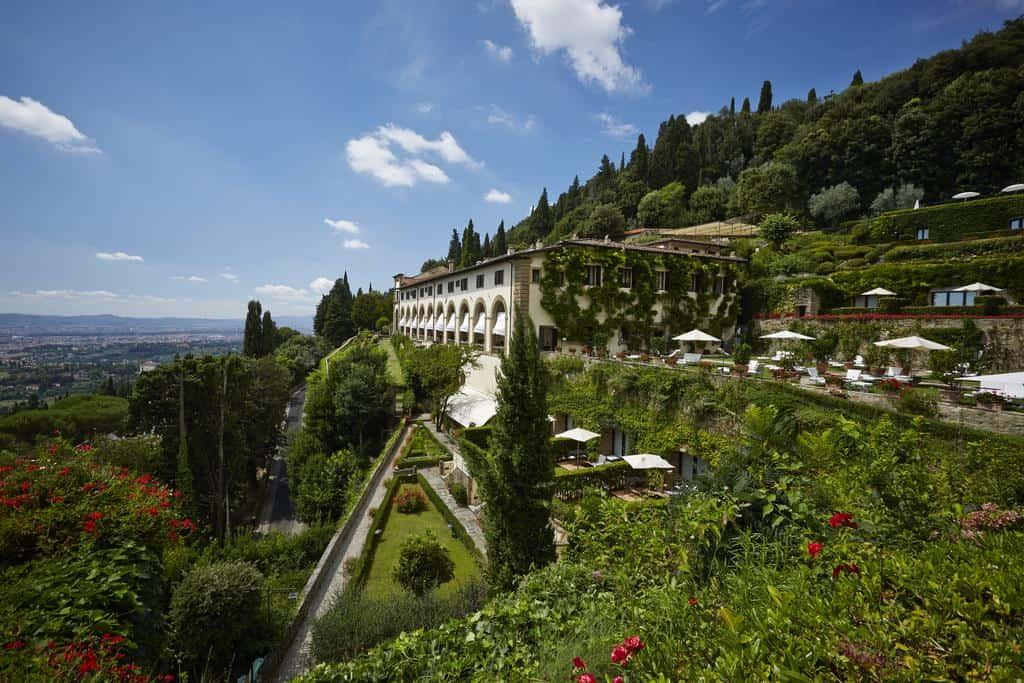 Belmond Villa San Michel, Fiesole: důstojně shlíží na impozantní město pod sebou