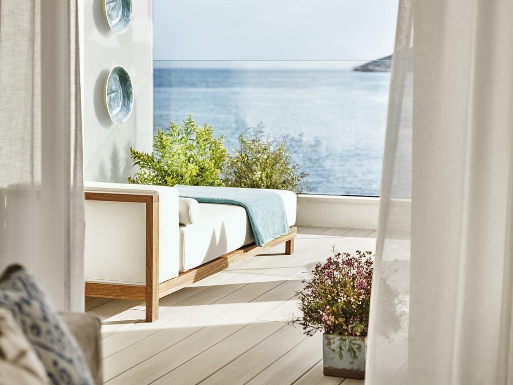 Nobu, Ibiza: design, moře, delikatesy