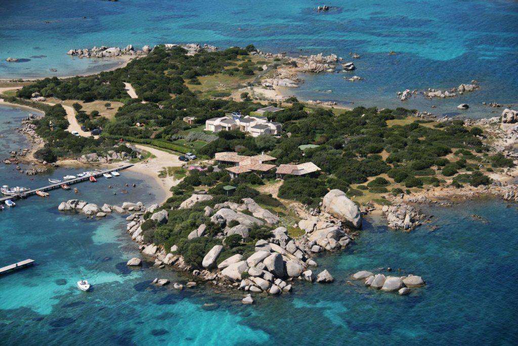 Marinella, Sardinie