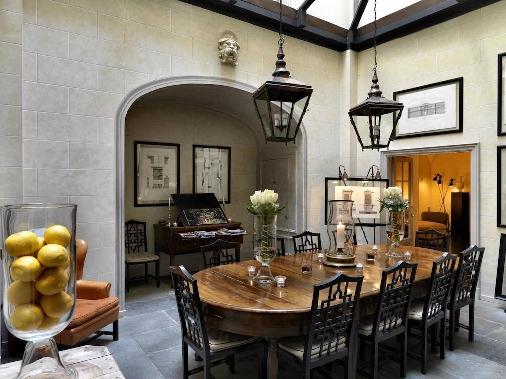 JK Place, Florencie: snídaňový prostor působí jajko obývací pokoj větší rodiny