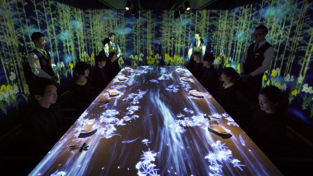 Sagaya, Tokio: pozoruhodné spojení výtvarného umění s kulinářským