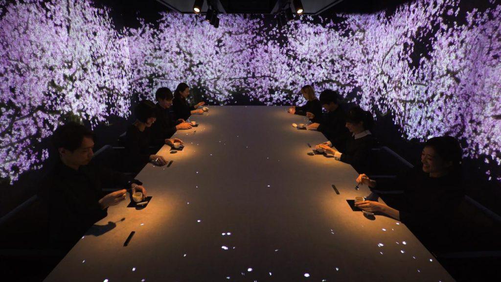 Sagaya, Tokio: roční doby se mění podle toho, co máte zrovna na talíři