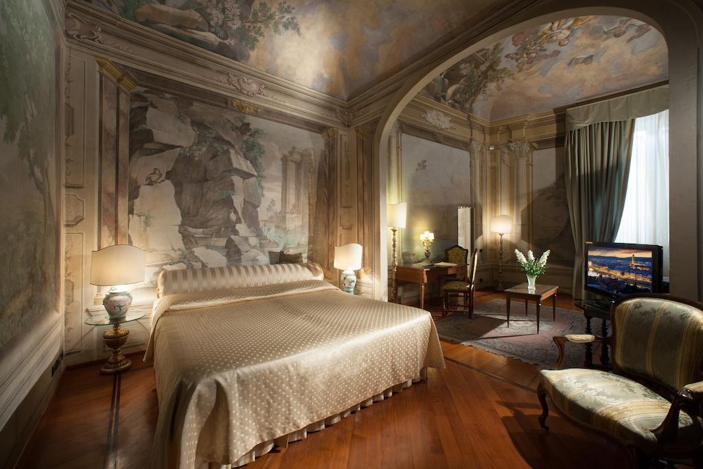 Tornabuoni Beacci, Florencie: na návštěvě u aristokrata