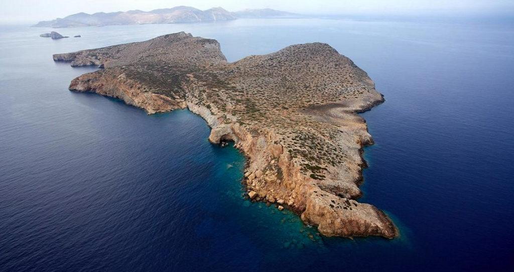 Kardiotissa, Egejské moře