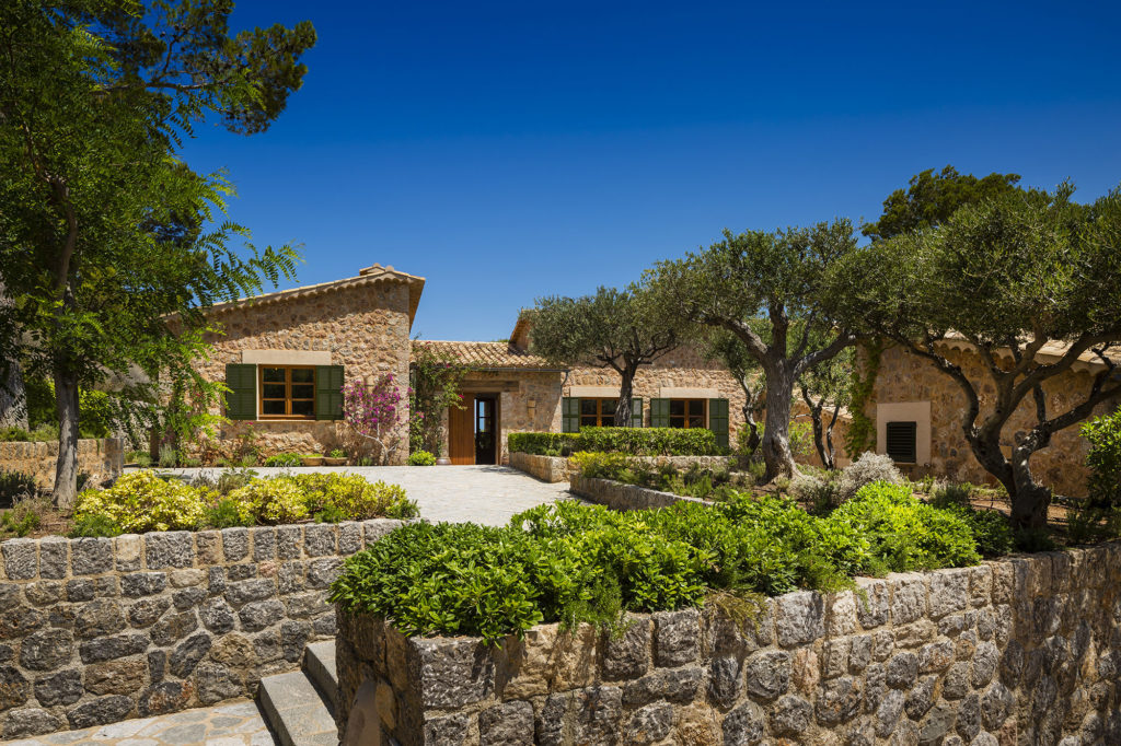Son Bunyola, Mallorca: pronajměte si vilu od Richarda Bransona