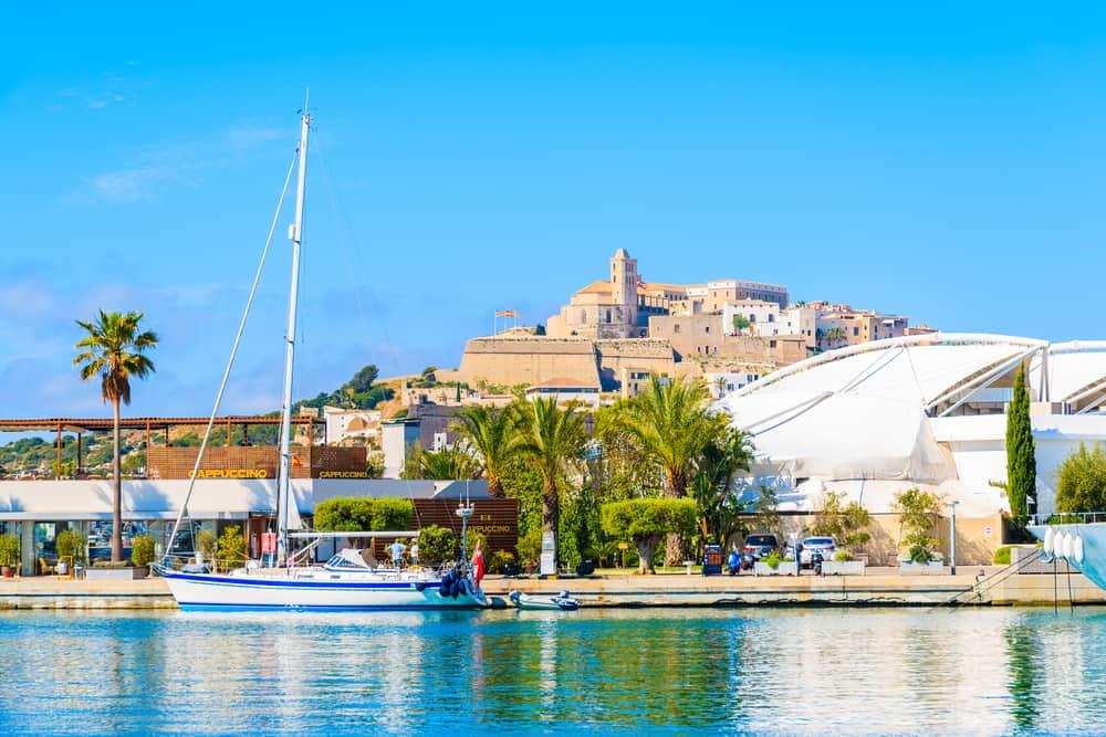 Španělsko, Ibiza