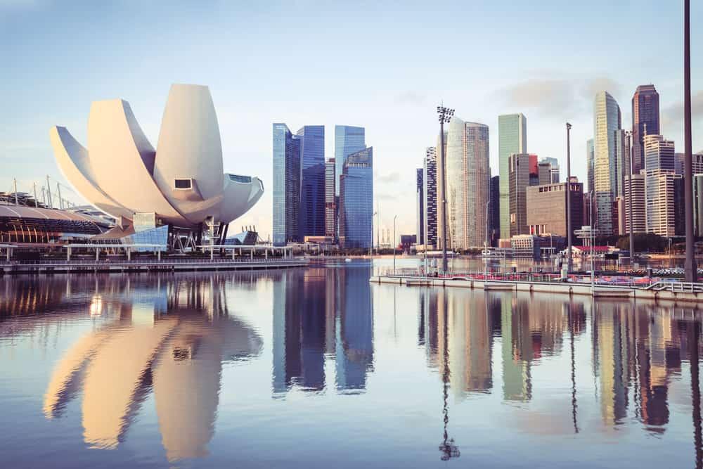Singapurská marina