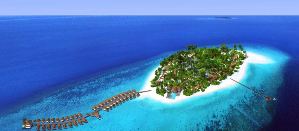 Baglioni, Maledivy: kousek Itálie v Indickém oceánu