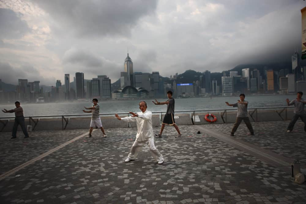 Hongkong, takhle by to šlo