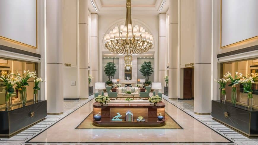 Waldorf Astoria, Beverly Hills