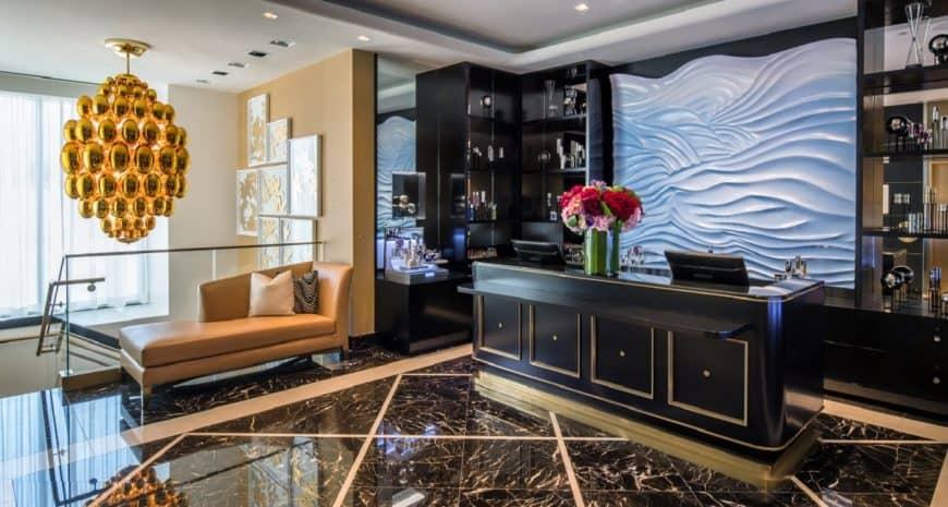 Waldorf Astoria, Beverly Hills: lázně La Prerie