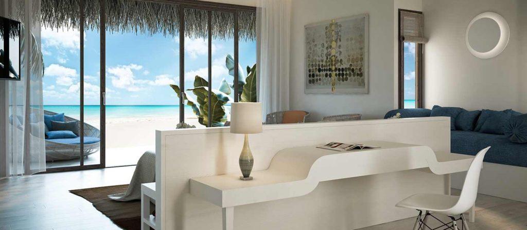 Baglioni, Maledivy: italský design