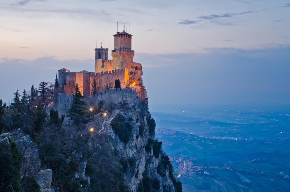 San Marino, nejstarší republika světa