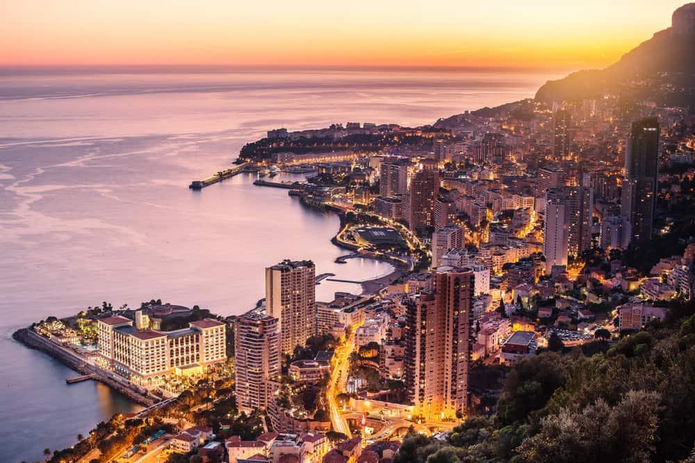 Monako, útočiště bohatých