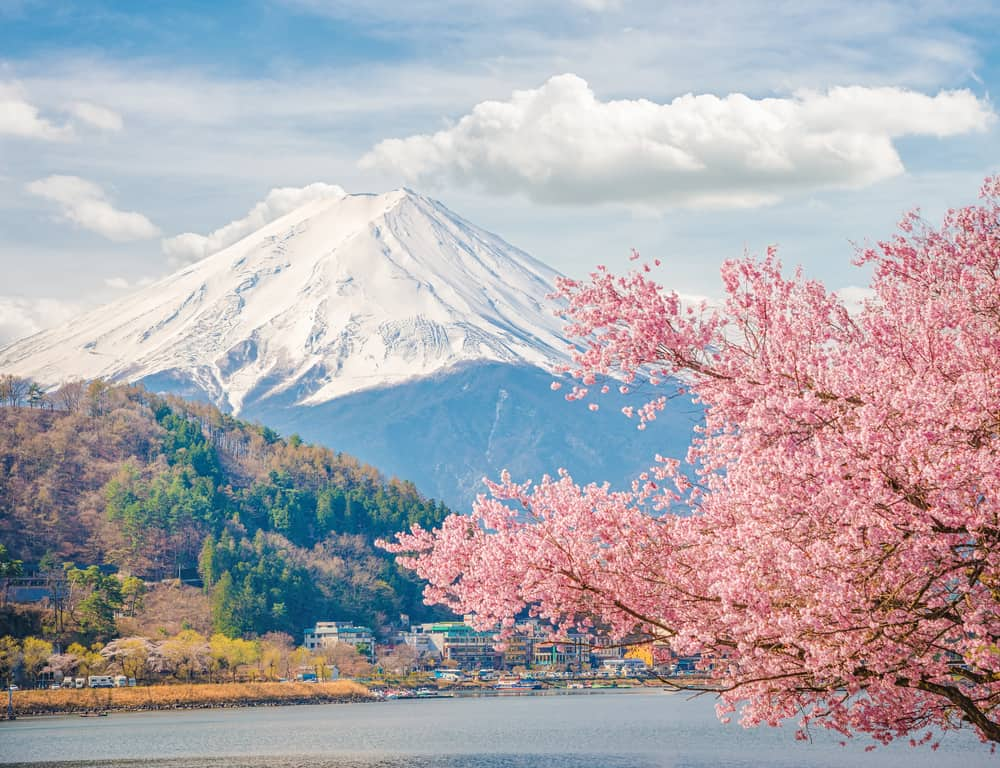 Japonsko, i se zemětřeseními se dá žít