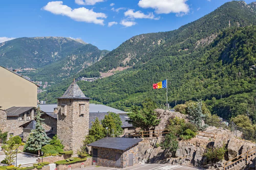 Andorra, Andorra la Vella