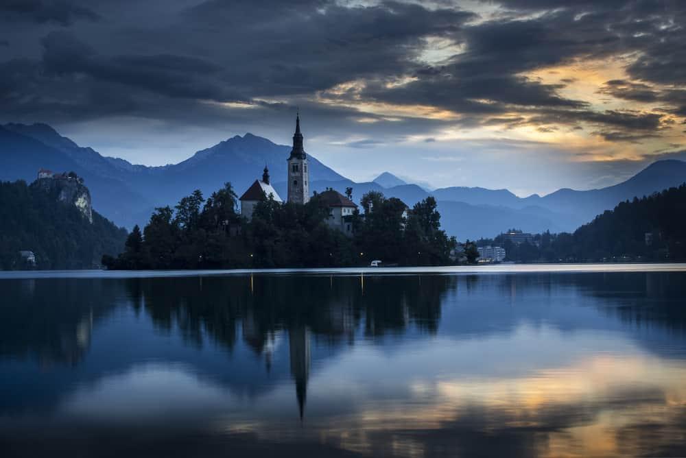 Slovinsko, Bled