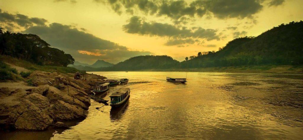 Azerai, Luang Prabang: výlety po řece Mekong