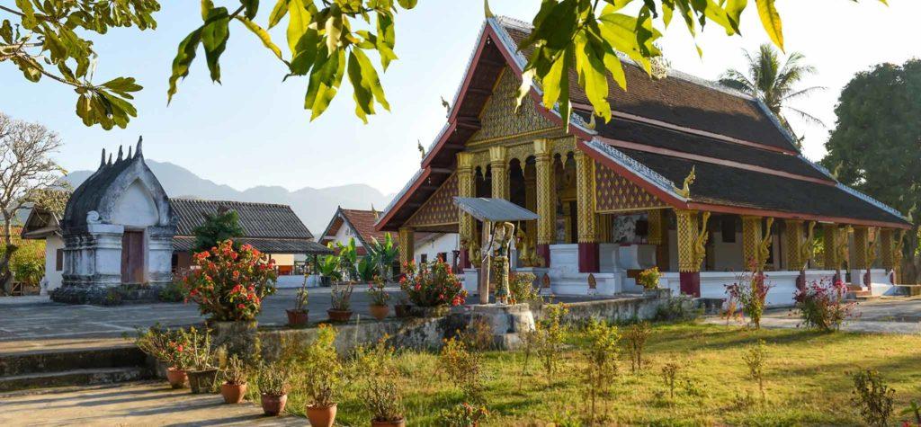 Azerai, Luang Prabang: starodávné město, významné buddhistické centrum