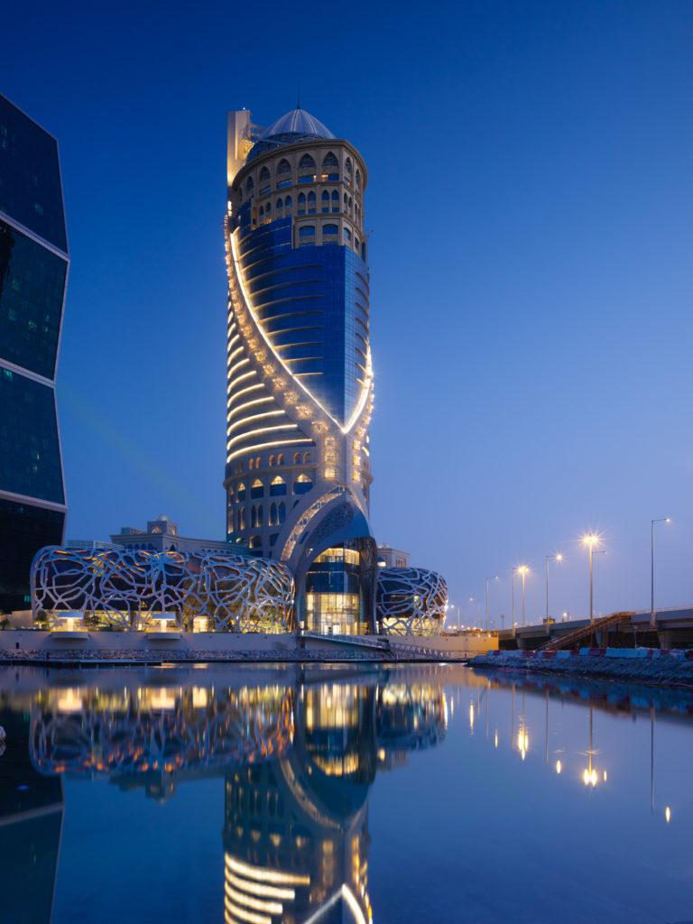 Mondrian, Dauhá: celkový pohled