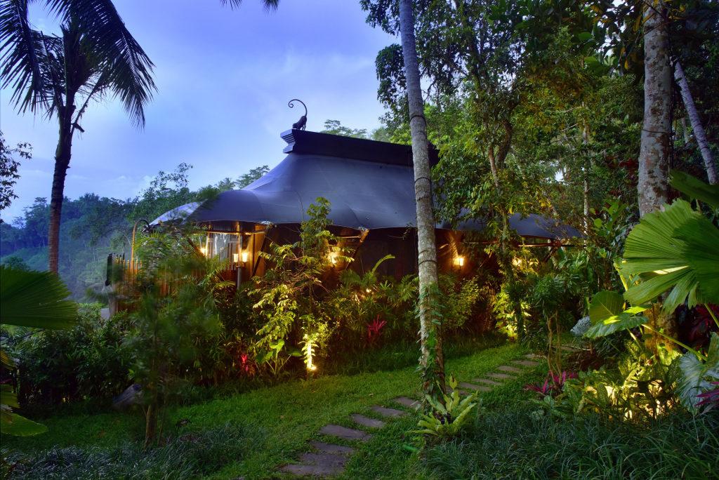 Capella Ubud, Bali: dílo architekta Billa Bensleyho