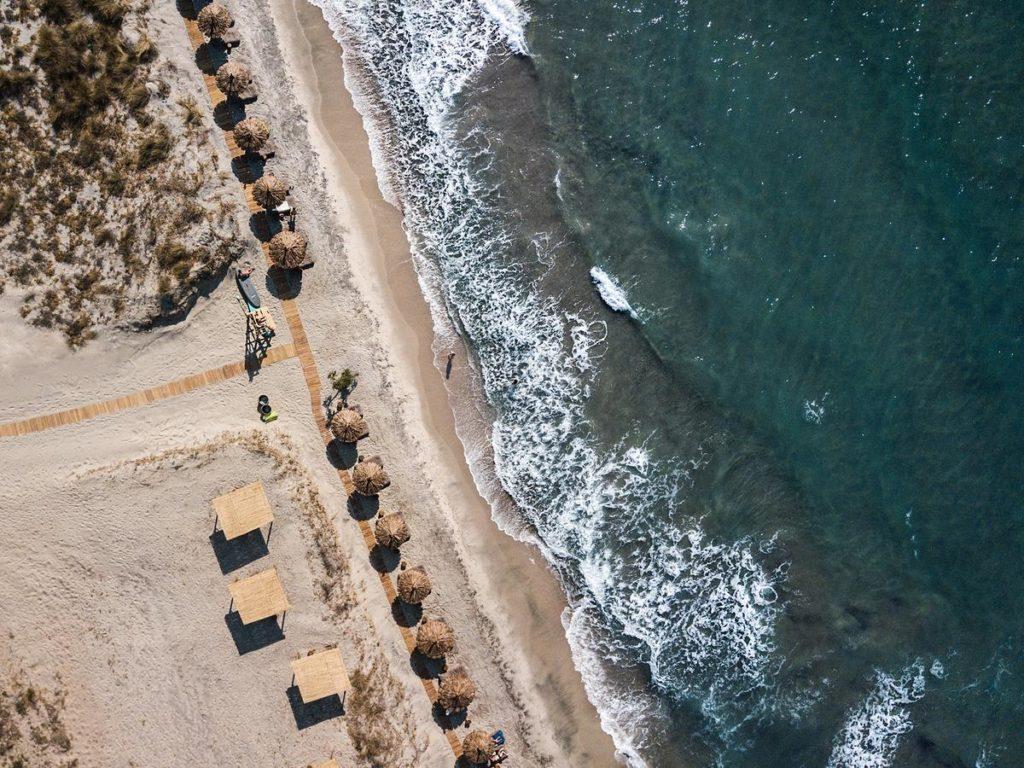 Casa Cook Kos: písečná pláž patří k hotelu