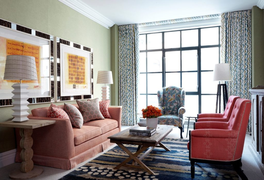 The Whitby Hotel, NY: design na povzbuzení