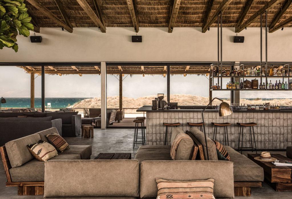 Casa Cook Kos: plážový bar