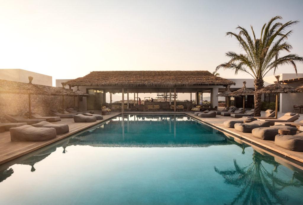 Casa Cook Kos: bazén