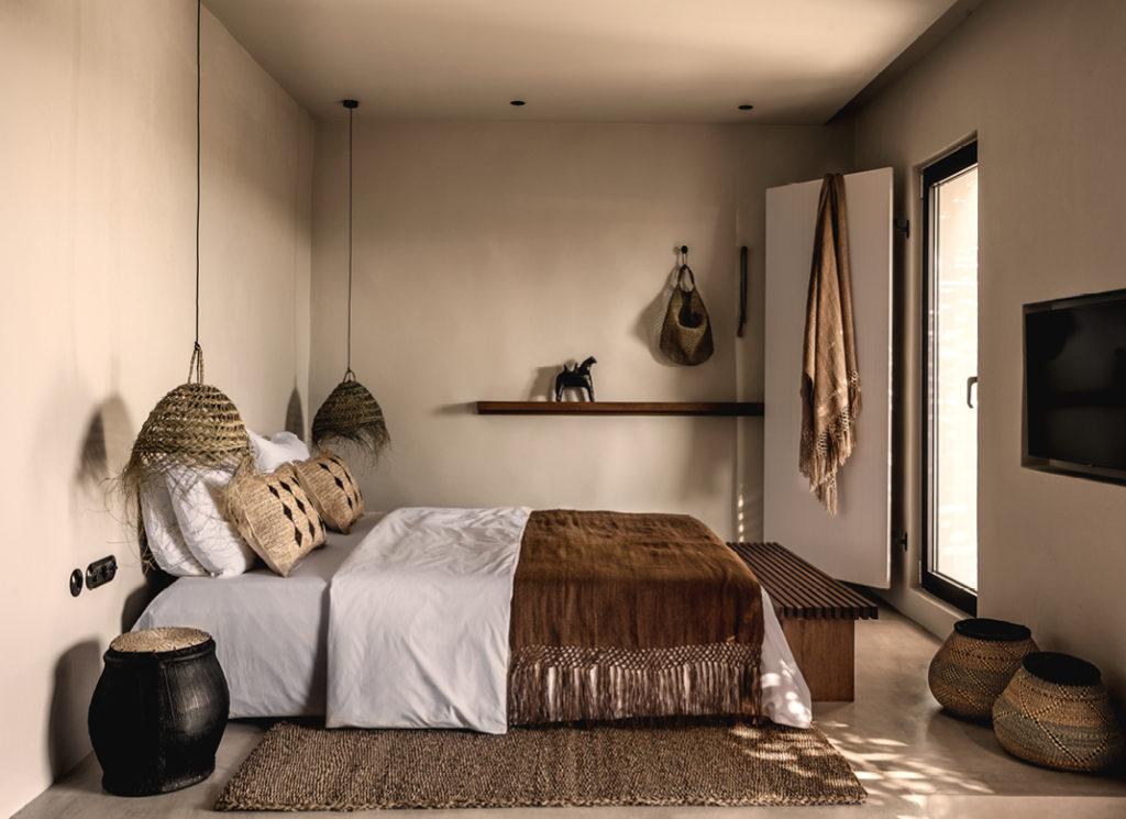 Casa Cook Kos: minimalismus uvnitř