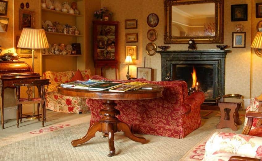 Cashel House, Roundstone: irská romantika