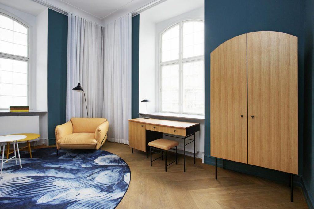 Nobis, Kodaň: skvělá poloha