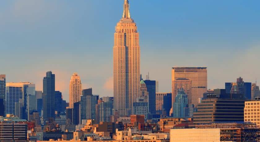 Mondrian, New York: vyhlídka