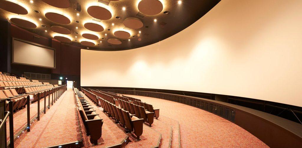 Orbi, Dubai: celá Země v jednom kině