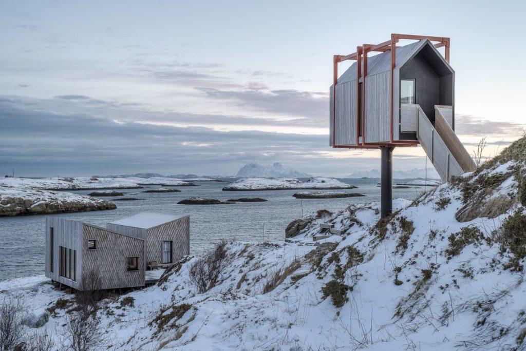 Fordypningsrommet, Norsko: Tady nahoře se jen sedí a přemýšlí