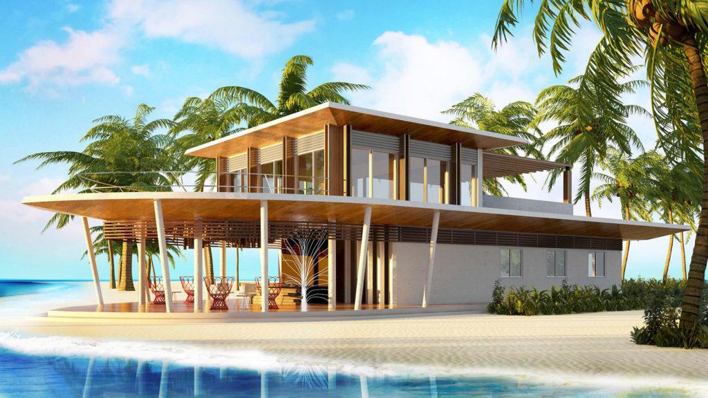 LUX* North Male Atoll, Maledivy: každému jeho patrovou rezidenci