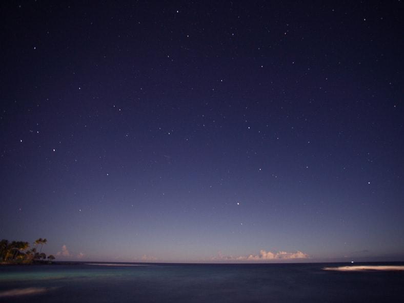 Lanai, Havaj: průvodce po souhvězdích nočního nebe a jejich polynéskými význami