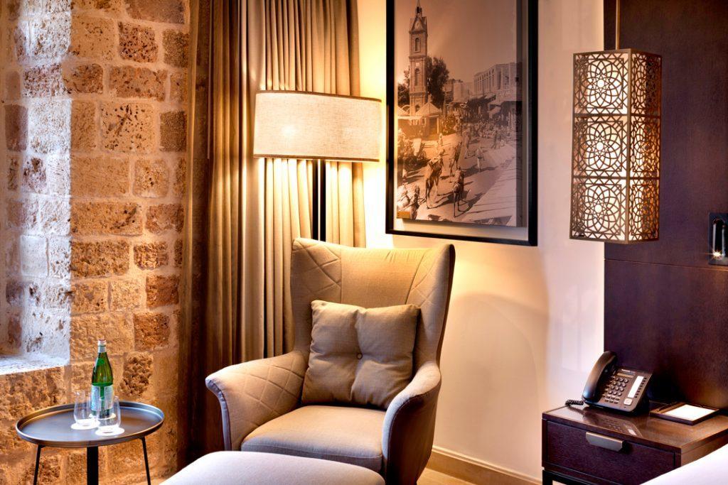 Setai, Tel Aviv: setkání historie s luxusem
