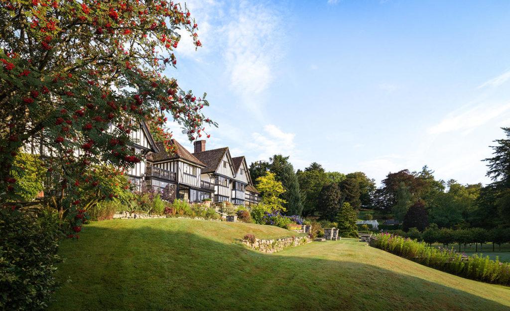 Gidleigh Park, Anglie: