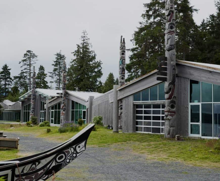 Ocean House, Haida Gwaii, Kanada