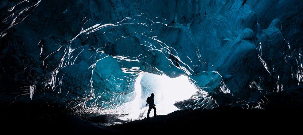 Sheldon Chalet, Aljaška: lezení po ledu